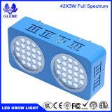 El LED crece la planta ligera de la lámpara 100W crece ligero con el espectro completo para el invernadero de las plantas de interior y el crecimiento hidropónico