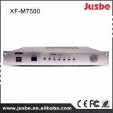 Amplificador del tubo de Xf-M7500 Integred para la sala de clase/la sala de conferencias