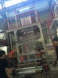 Máquina que sopla de la sola película de una sola capa de la devanadera