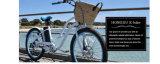 250W Eバイク浜の巡洋艦の電気バイク