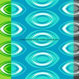 100%Polyester Augen Pigment&Disperse druckten Gewebe für Bettwäsche-Set