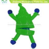 L'uomo appiccicoso di vendita calda gioca i giocattoli del pupazzo di neve di Clambing TPR