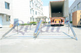 ZonneCollector van de Buis van het roestvrij staal de Vacuüm voor Mexico