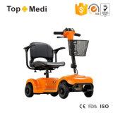 Scooter électrique à quatre roues puissant Handicapped détachable facile de Topmedi