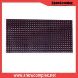 módulo do diodo emissor de luz da cor vermelha de pH10 Semioutdoor para a propaganda
