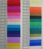 papel de tecido misturado da cor 17GSM 5 para a embalagem