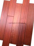 Suelo dirigido Finished ULTRAVIOLETA de madera sólida de Suramérica Molamu (MN-04)
