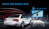 Perseguidor del vehículo del GPS de la alta calidad con la puerta de coche del bloqueo auto