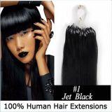 """16 """" - 26 """" микро- петли 6A качества выдвижение 100% волос Remi прямо"""