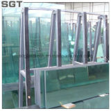 vidrio endurecido flotador claro de 8m m para los edificios Windows/puertas