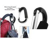Spaziergänger-packen multi Zweck-Haken 2 großes Spaziergänger-Zusatzgerät für Mamma beim Gehen oder Einkauf