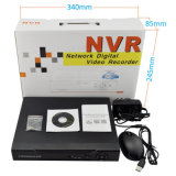 128 canales NVR 16PCS HDD Network Video Recorder