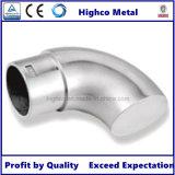 Barandilla apropiada del acero inoxidable del extremo del tubo de la barandilla