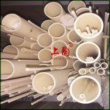 Isolamento a temperatura elevata 99.7% tubo di ceramica dell'allumina 99 Al2O3 nella protezione industriale della fornace o della termocoppia del forno