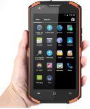 Color elegante al aire libre impermeable de la naranja del teléfono de la nueva del No. 1 X3 Mtk6735 IP68 Lte 4G 5.5 de la pulgada 2GB RAM+16GB cámara original de la ROM IP67 4500mAh 13MP