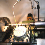 De hoge Extruder Masterbatch van de Schroef van de Output Tweeling Plastic