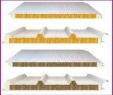 Comitato d'acciaio di Rockwool del comitato del tetto del panino di colore poco costoso ENV