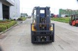 2.5ton LPG/Gasoline Gabelstapler mit Japan-Motor Nissan K25, 2 Stadiums-Standard-Mast