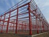 [لرج سبن] [ستيل ستروكتثر] بناية فولاذ منزل حديث