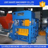 Bescheinigung-Aufbau-Kleber-Höhlung-Ziegelstein ISO-Qt4-18/Block-Maschine