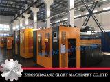 máquina plástica del moldeo por insuflación de aire comprimido de la protuberancia de la botella 5L-20L