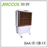Refroidisseur d'air évaporatif portatif de solution neuve de ventilation (8000CMH)