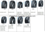 Reifen des LKW-385/55r22.5, Schlussteil-Reifen der guten Qualität von China