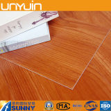 Pavimento di legno del PVC del reticolo del grano di modo
