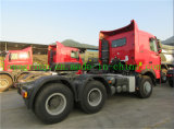 Sinotruk HOWO 6X4 10の車輪のトラクターのトラックヘッド