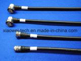 250) asambleas de cable coaxiales de puentes del alimentador de la alta calidad de Rg401/U (