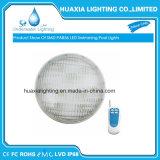 Lámpara subacuática de la piscina del poder más elevado LED