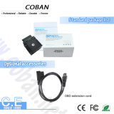 Real time die GSM GPRS GPS GPS van het Voertuig van de Auto van de Drijver OBD II GPS Coban van het Volgende Systeem GPS306 Drijver volgen