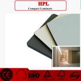 revestimiento de la pared del laminado del compacto de 8m m; Hojas de HPL