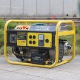 비손 ((e) 중국) BS3000u 싼 휴대용 발전기 2500 와트 발전기 전기 시작 가솔린 발전기 2.5kVA