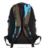 O saco novo camuflar do saco de escola de Pupli do desenhador ostenta o saco