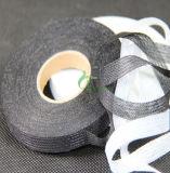 Interlinings fusible laminado cinta ranurado para el pecho de la camisa de la cintura del pantalón