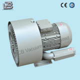 Воздуходувка бортового канала регенеративная для систем пневматический транспортировать