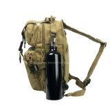 Morral de múltiples funciones del hombro para acampar e ir de excursión
