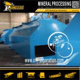 Separador del níquel del equipo minero de la reducción de la flotación de la mina de níquel