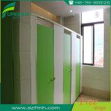 Partition matérielle utilisée de compartiment de toilette de stratifié de contrat d'école
