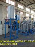 Неныжный пластичный завод по переработке вторичного сырья бутылки