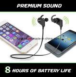 V4.1 Draadloos Lawaai Bluetooth die het Stereo in-oor Earbuds annuleert van de Hoofdtelefoons van de Sport Sweatproof