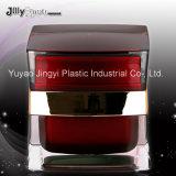 50ml comerciano i vasi all'ingrosso cosmetici della crema di fronte
