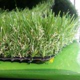 중국에서 4개의 색깔 고품질 인공적인 잔디 건조한 잔디밭