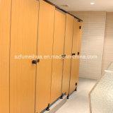 Fumeihua 13mm laminado compacto puerta del baño