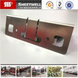 OEM que estampa el marco de acero inoxidable
