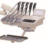 FDA gute Qualitätszahnmedizinisches Gerät mit mit importiertem Dänemark-Stuhl