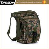 Sac de jambe de camping Camisole Esdy Tactical Outdoor Camo