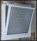Grille d'aération en aluminium de caisse d'oeufs de bonne qualité pour la climatisation