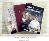 /Softcover-Buch-Drucken des Schönheits-farbenreiches Drucken-Präfekt-verbindlichen Buches